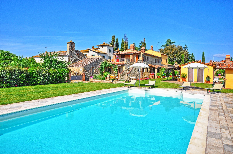 Villa Frosini Arezzo
