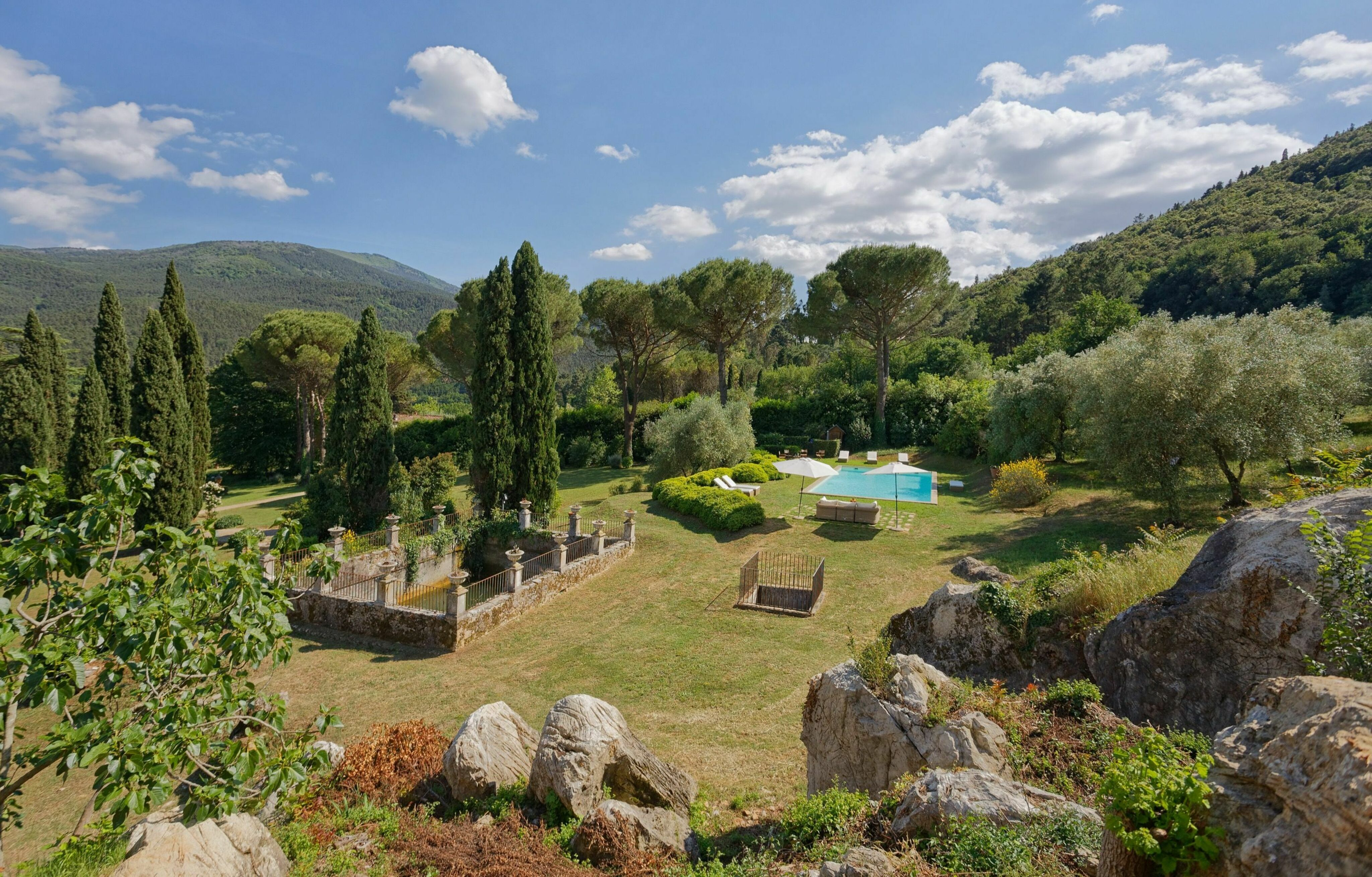 Villa De Ranieri Lucca