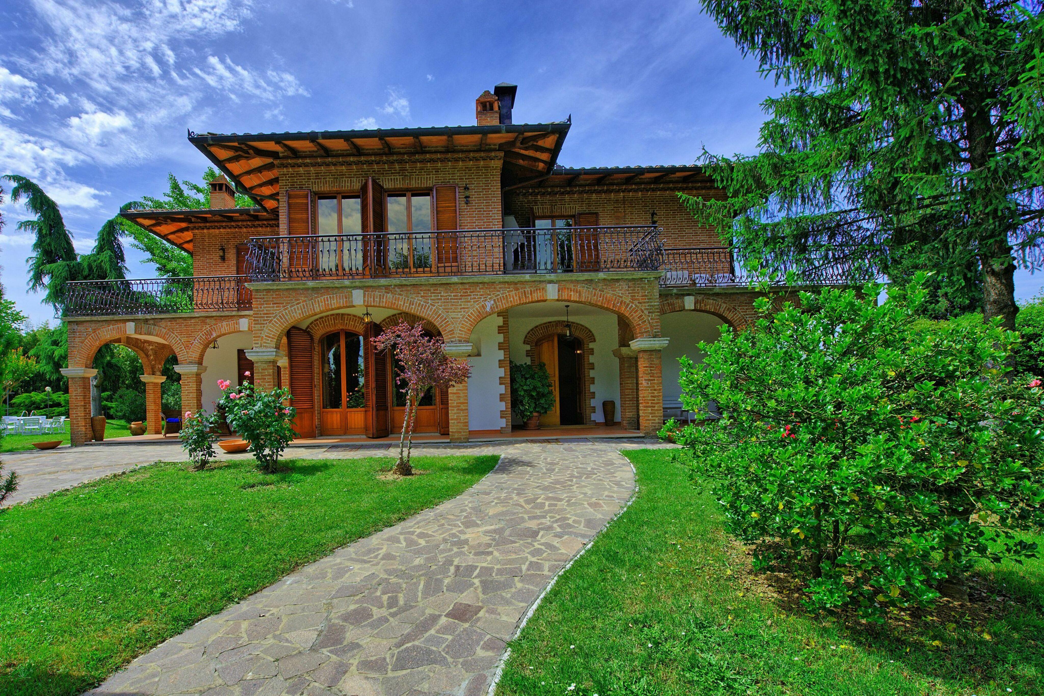 Villa Lauretana Torrita Di Siena