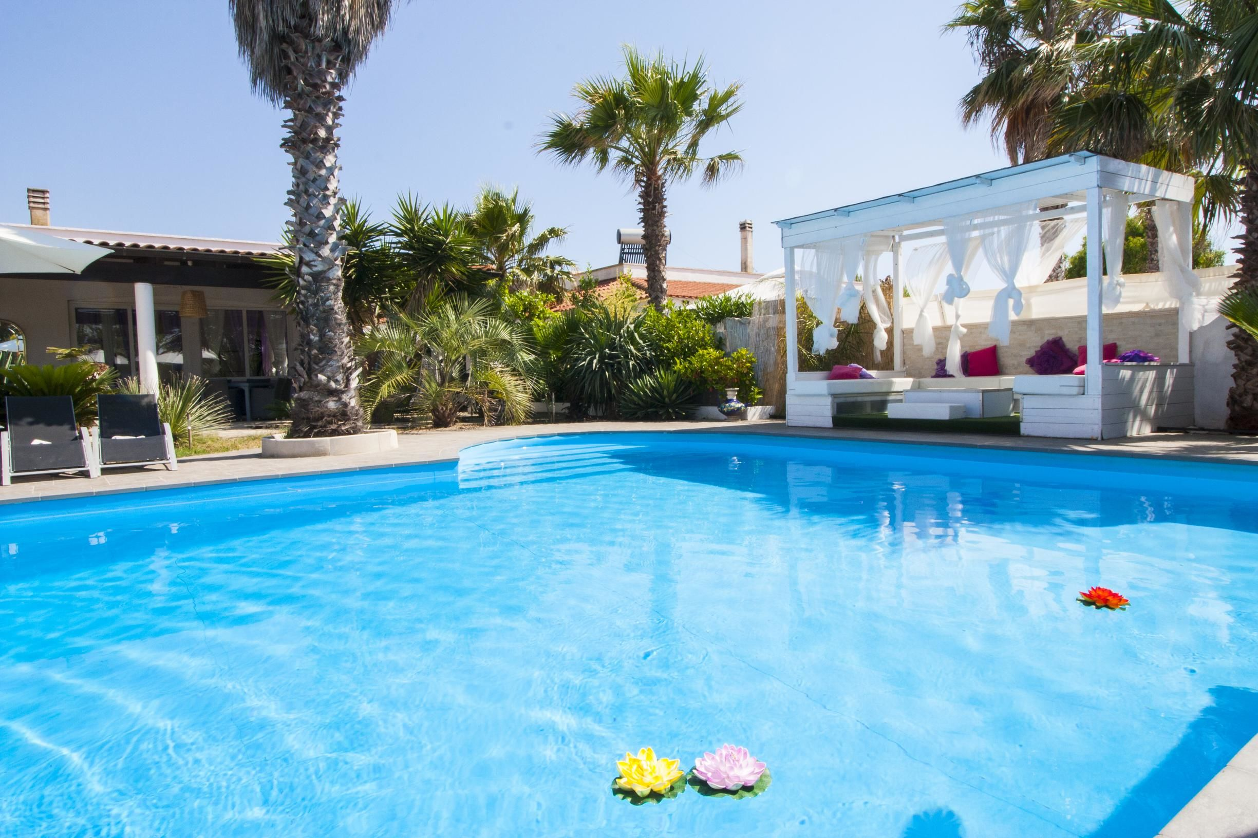 Cotriero Pool Gallipoli