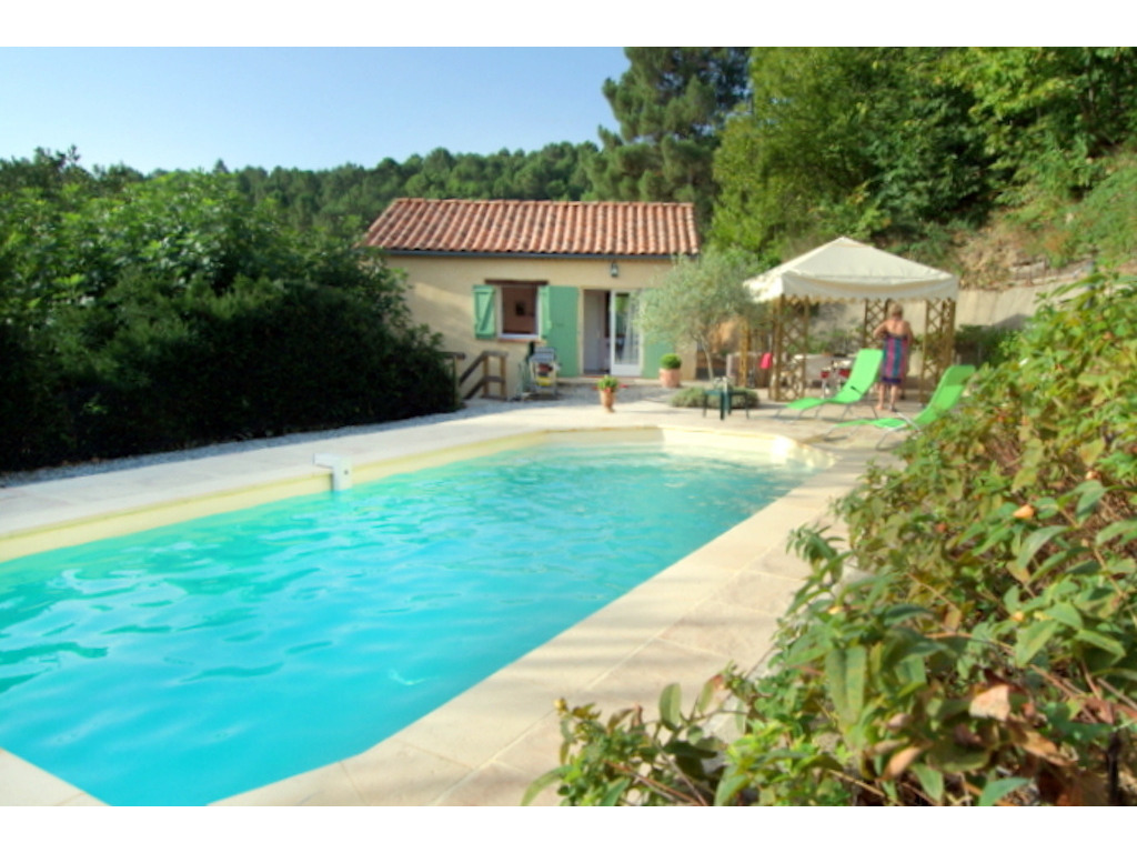 Holiday Rental Villa Private Pool In The Heart Of The Cévennes   Gard    South Of France